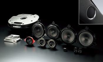 CX-8のボーズサウンドシステム