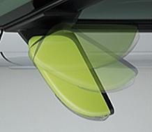 デイズルークスのサイドターン付電動格納式リモコンカラードドアミラー