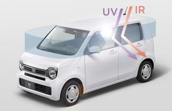 N-WGNのUV・IRカットガラス