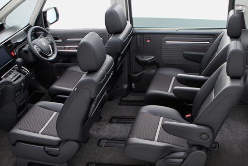 ステップワゴンモデューロXのシートカラー