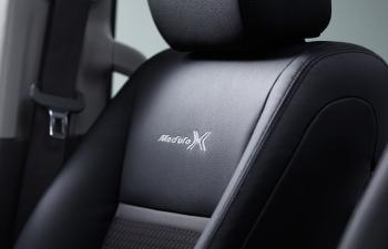 ステップワゴン モデューロXのシート表皮