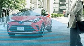 C-HRのトヨタセーフティセンス