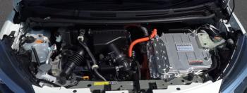 ノートe-POWER NISMO Sのエンジン