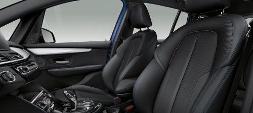 BMW 2シリーズグランツアラーのインテリア