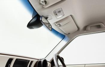 IRカット/スーパーUVカット機能付フロントドアガラス
