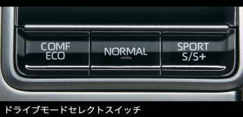 ドライブモードセレクト