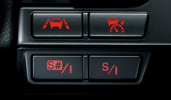 3モード機能付きSI-ドライブ