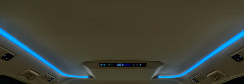 LEDルーフカラーイルミネーション