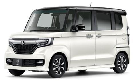 N-BOX カスタムG・Lホンダセンシング