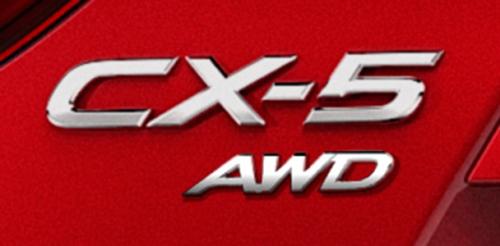 CX-5の4WD