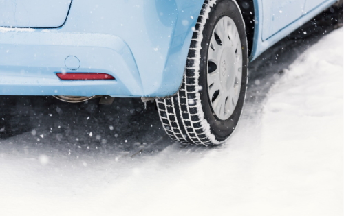 N-BOX4WDの雪道性能
