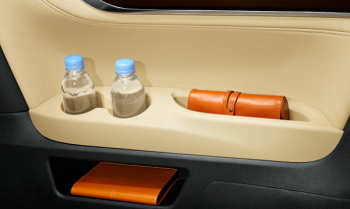 クォータートリムサイドボックス/ボトルホルダー