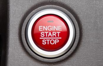 プッシュエンジンスタート/ストップスイッチ