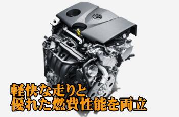 RAV4のエンジン